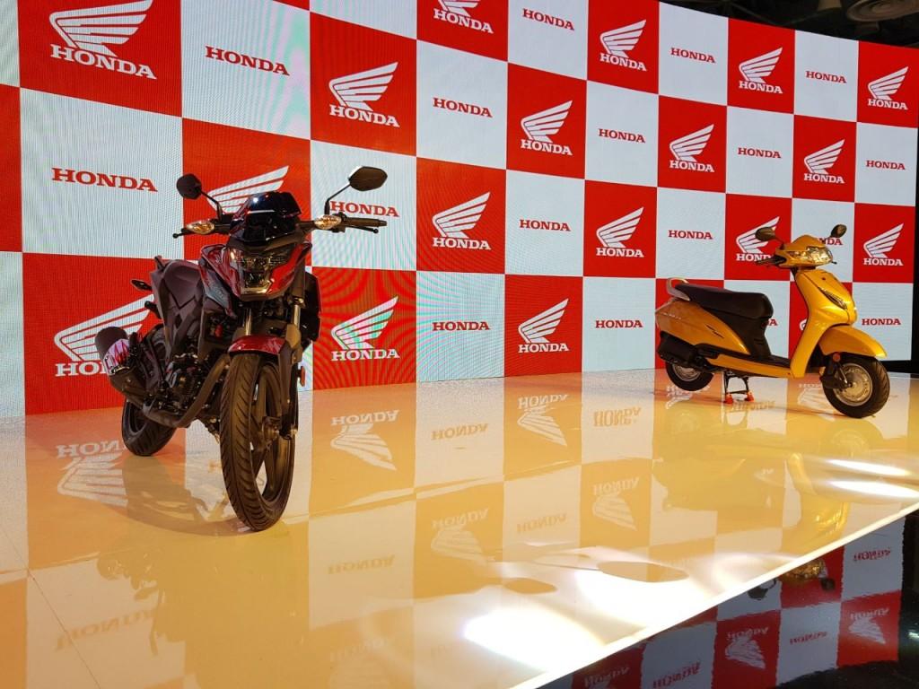 Honda's new products