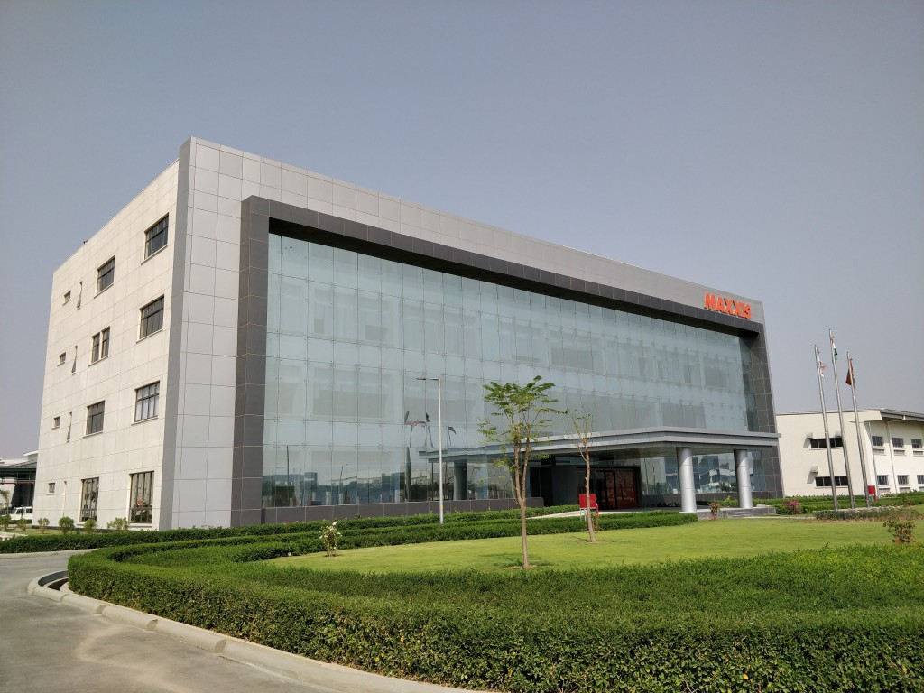 Maxxis Tyres' first manufacturing plant in India