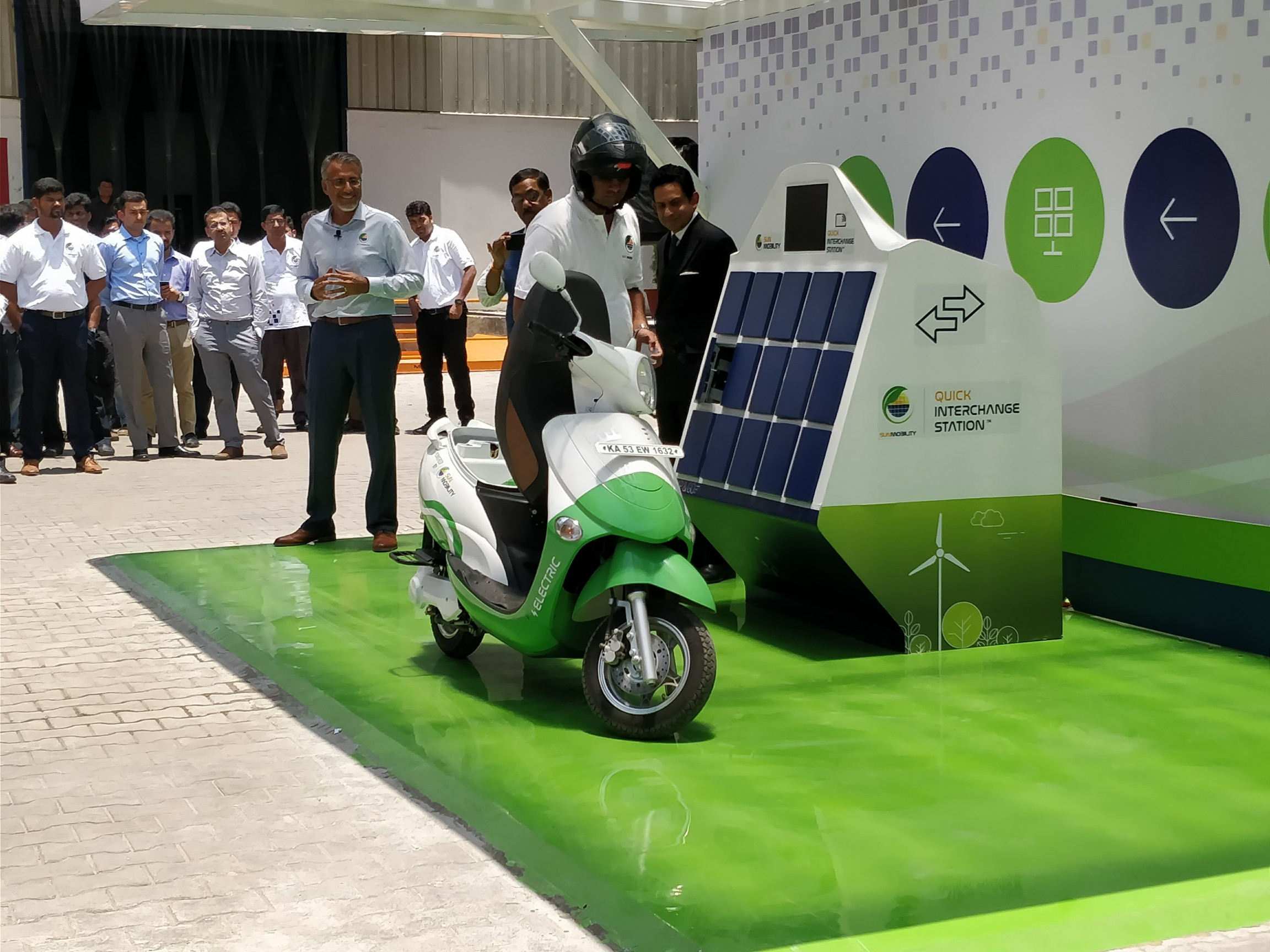 SUN Mobility launches Interoperable Smart Mobility solution