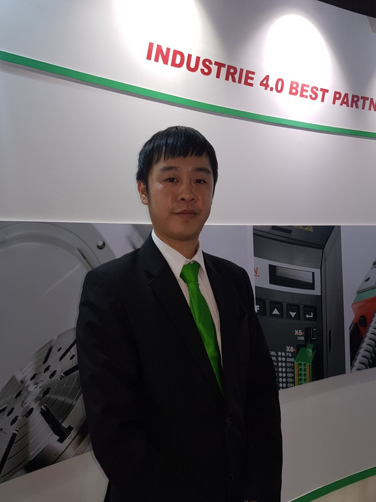 Simon Liao, Head, India Operations, Hiwin Motion Control and System Technology