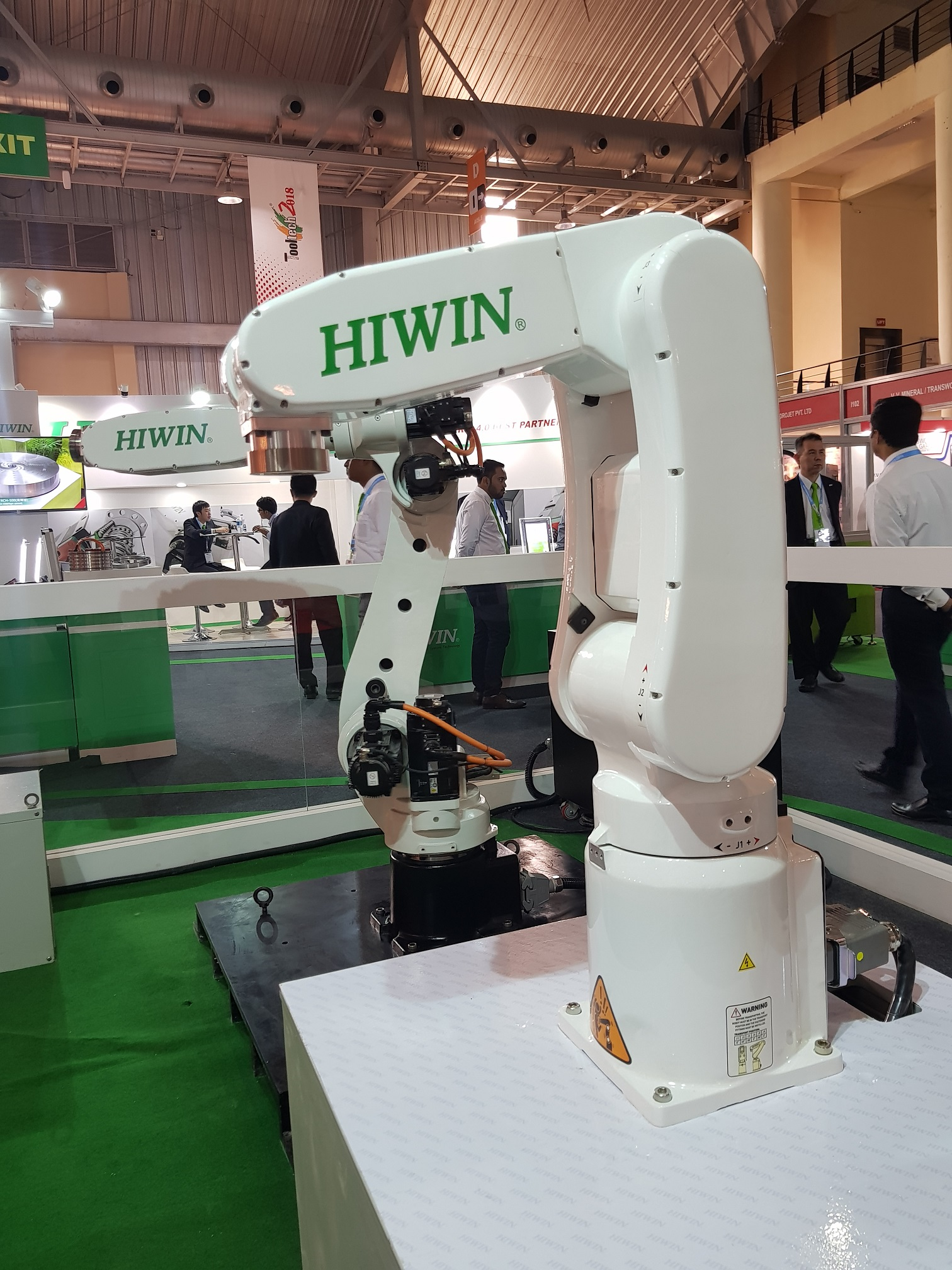 Hiwin to focus more on automation - Auto Components India