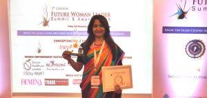 RSB's Executive Director wins award