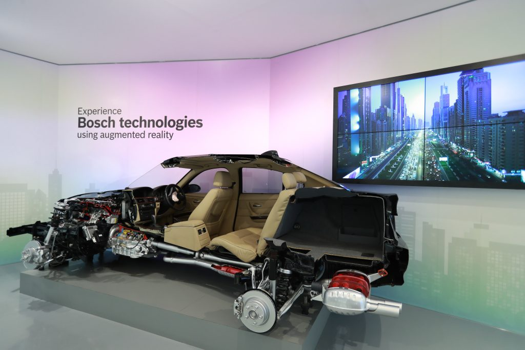 Bosch India brings smart solutions portfolio to mobility