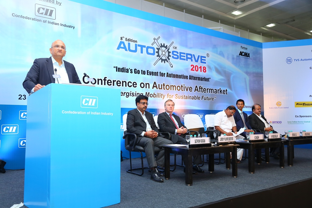 Proposal to aggregate and build aftermarket brands - Auto Components