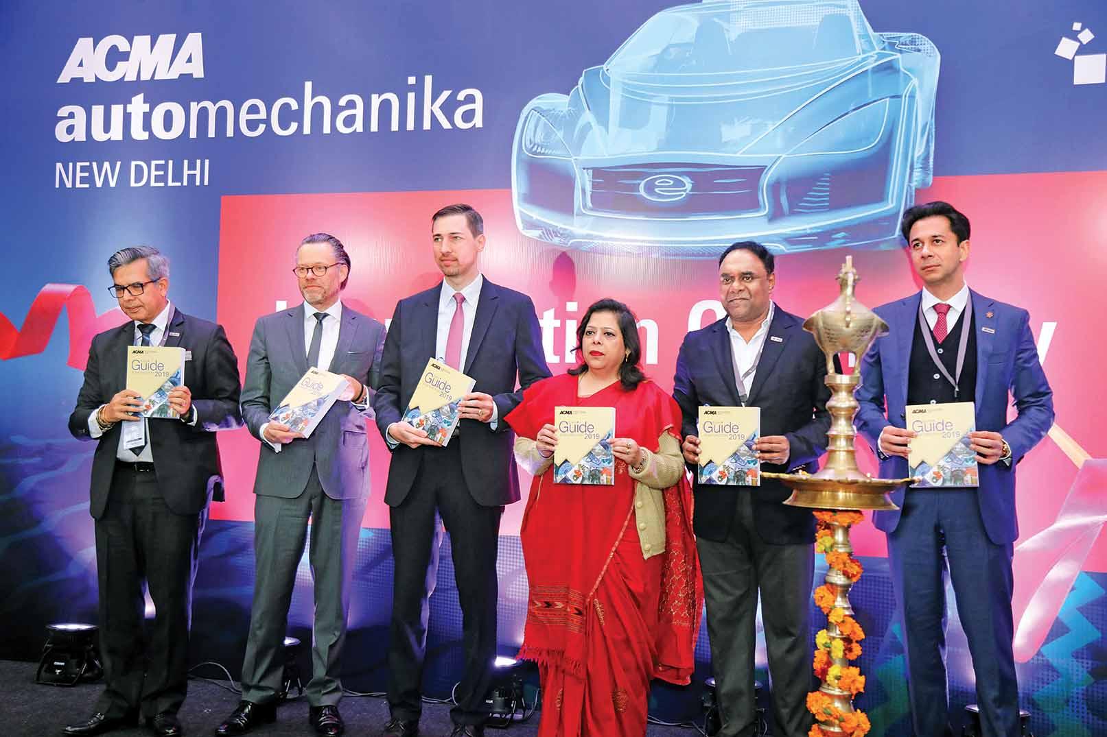 Acma Automechanika New Delhi 2019 Gives Big Boost To Indian