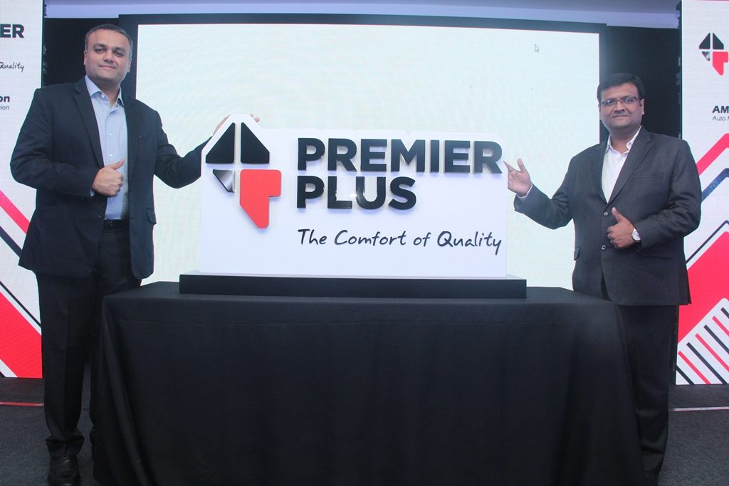 AMG unveils new identity for Premier Plus