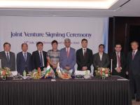 Sandhar enters JV with Hanshin Corporation