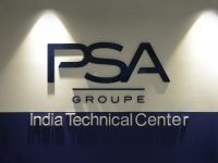 Groupe PSA opens its India Technical Center in Chennai