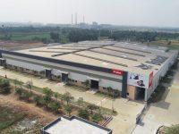 Doosan Bobcat opens its new plant in Chennai