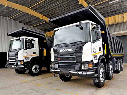 Scania India introduces NTG; to build trucks on this new platform