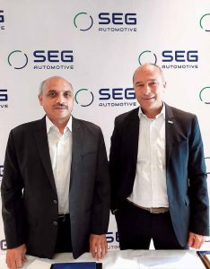 SEG India operates as global hub of product and software development