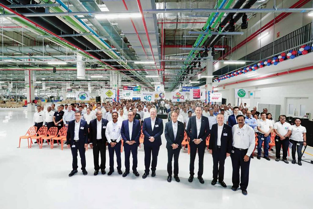Bosch opens expanded smart factory in Bidadi for mobility solutions