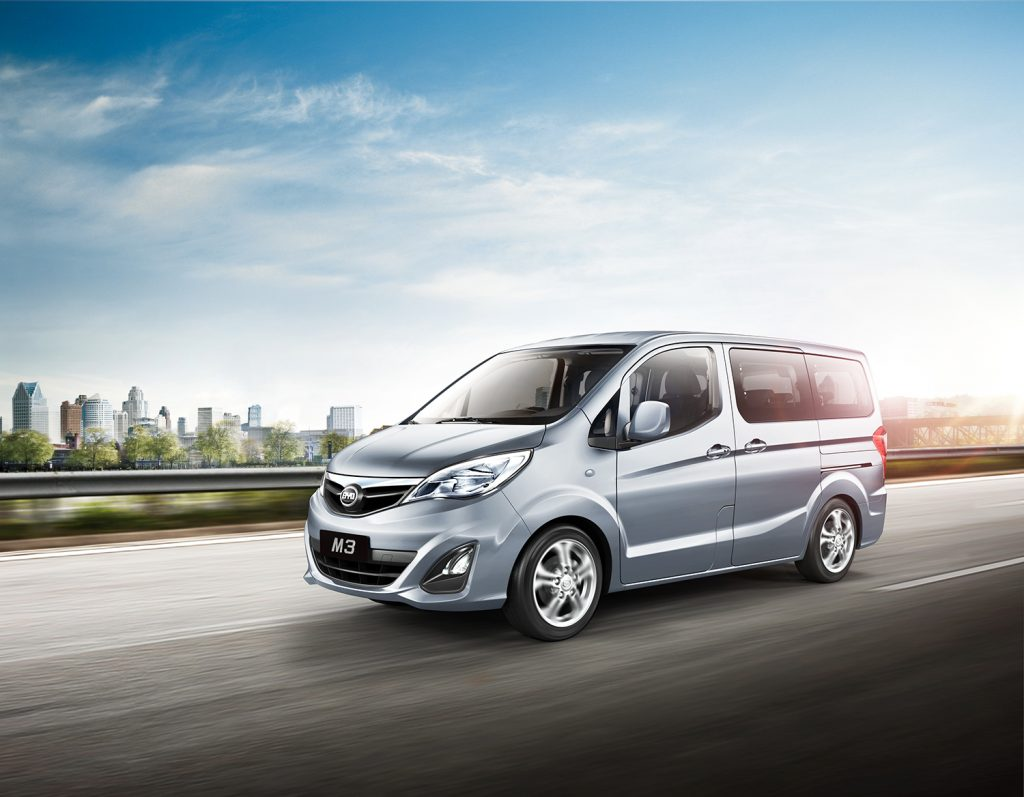 BYD India forays into electric van segment