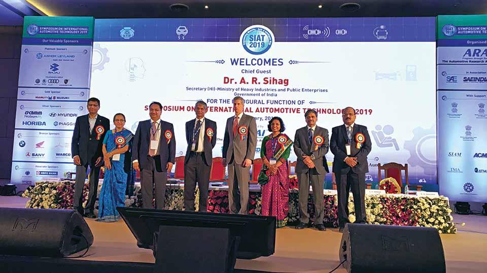 SIAT 2019: India bridging thetechnology and regulatory gap