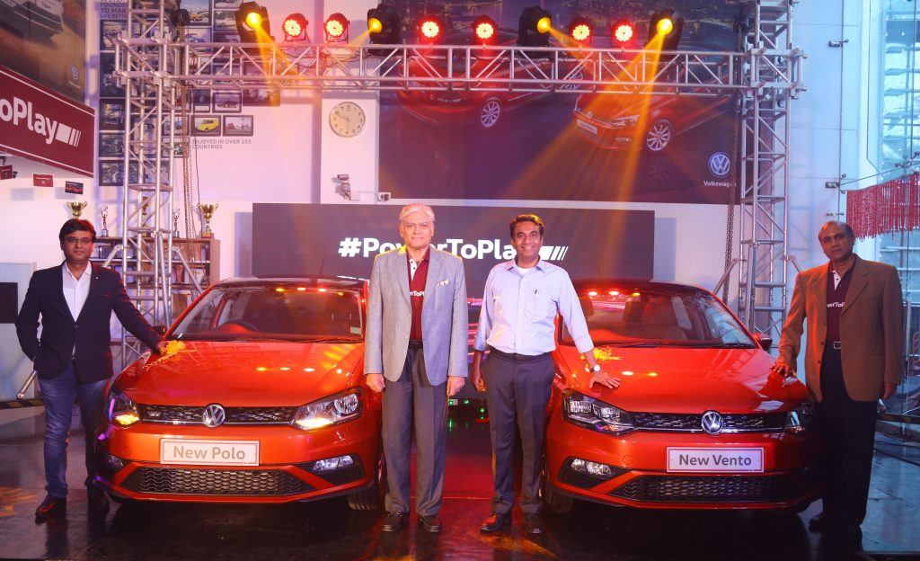 Volkswagen India launches new Polo and Vento in Tamil Nadu