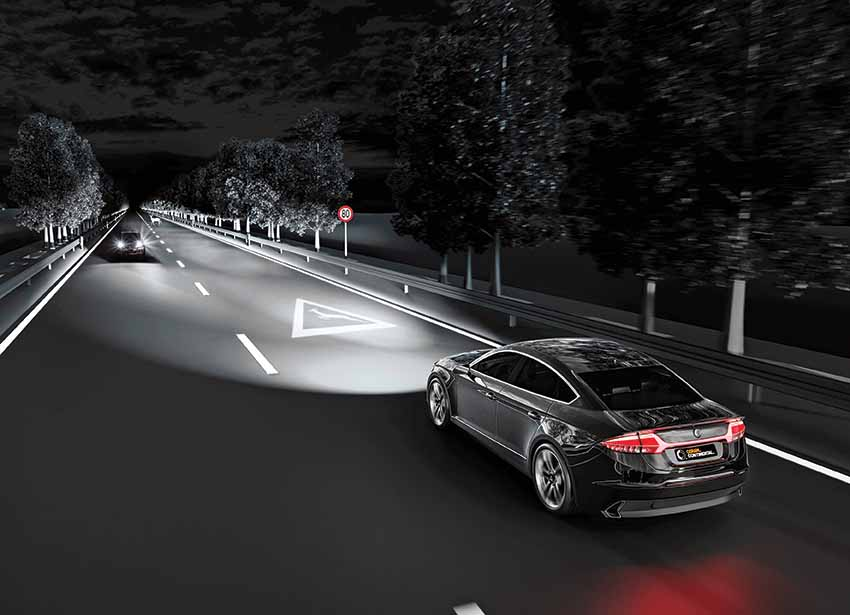 OSRAM Continental to shape the future of new mobility lighting