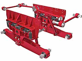 Changing CV suspension systems ensure better safety, profitability