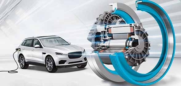Trelleborg is ready with its seals for electric cars