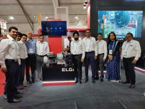 Elgi Equipments launches oil free piston compressors