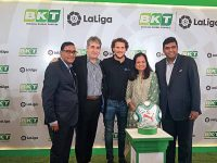 BKT partners Laliga