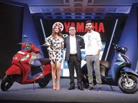 Yamaha Reengineered