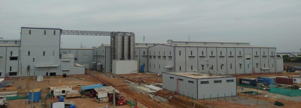 Apollo Tyres Greenfield plant
