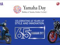 Yamaha celebrates its heritage during the 65th anniversary