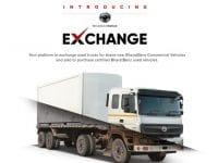 'BharatBenz Exchange' Taps Used CV Market