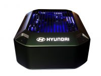 Hyundai Motor exports of fuel cell systems to Europe