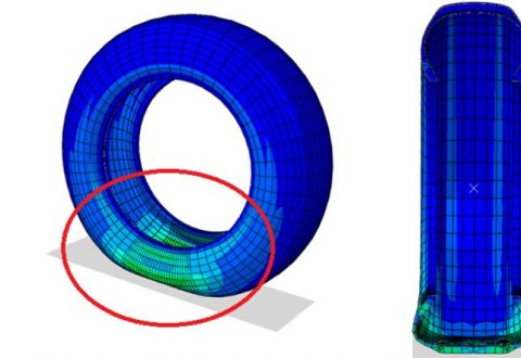 DEP MeshWorks ensures tyre modeling