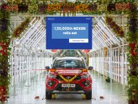 Tata Motors rolls out the 1,50,000th Nexon