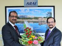 Change of guard at its leadership in ARAI