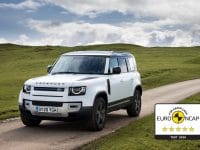 Five Star Euro NCAP ratings for New Land Rover Defender