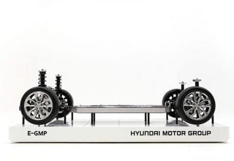 Hyundai Motor Group reveals E-GMP