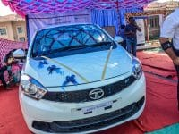 Tata Motors delivers Tigor EVs to Goa's Department of New and Renewable Energy