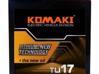 Leading EV manufacturer Komaki Creates new battery technology that boasts of a blistering 220+ km range