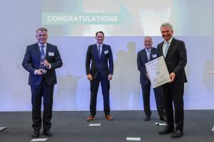 Marelli receives award for investment in new Electric Powertrain plant in Cologne, Germany, from the Federal State of North Rhine-Westphalia