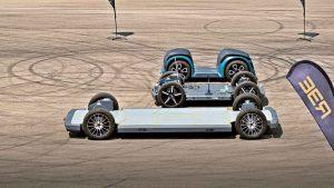 Modular Electric Vehicles