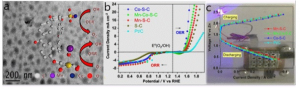 ARCI develops cost-effective catalysts for metal- air battery