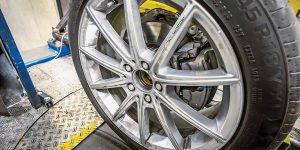 Brakes As Emitters Of Particulate Matter