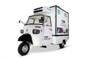 Valeo and Omega Seiki join hands to accelerate two and three wheelers electrification in India