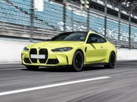 BMW M4 shod with Continental tyres
